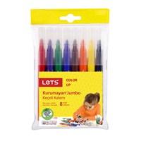 Lets 7008 Keçeli Kalem 8 Renkli