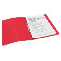 Esselte Vivida Halkalı Dosya Kırmızı 624032
