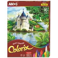 Amos Colorix Üçü Birarada Boya 16'Li Crx5P16