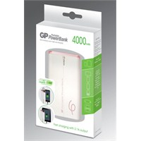GP Portable Powerbank GP741 Mobil Şarj Cihazı 4.000 mAh