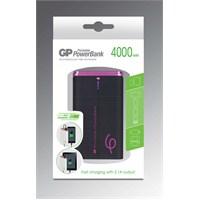 GP Portable Powerbank GP741 Mobil Şarj Cihazı 4.000 mAh