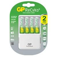 GP Powerbank PB70 Şarj Cihazı Recyko Plus Şarj Edilebilir Kalem Pil Hediyeli