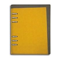 Liz B6 Lux 2 Renkli Mekanizmalı Tarihsiz Ajanda Sarı