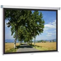 Procolor 173 cm x 130 cm Storlu Manuel Duvar/Tavana Monte Edilebilen Projeksiyon Perdesi