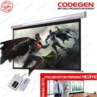 Codegen (EX-18) 180X180 Motorlu Uzaktan Kumandalı Pro.Perde