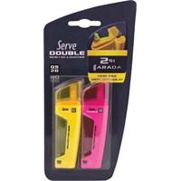 Serve Double Mın&Fosf.0,5/2 Bls.Sarı+Sarı Sv-Bfmss 0,5/Sarı+Sarı