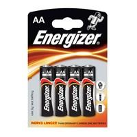 Energizer (D11-6599/5777) Base Alkalin AA Kalem Pil 4'lü Blister