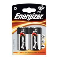 Energizer (D6-7331/5852) Base Alkalin D Büyük Boy Pil 2'li Blister