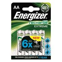 Energizer (E16-9993) Şarjlı 2300 Mah AA Kalem Pil 4'lü Blister (Şarj edilmiş)