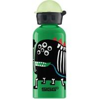 Sigg Glo Monster Green 0.4 L Matara