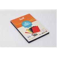 Sarff A4 Pvc Opak Cilt Kapağı(Kırmızı) 15201015