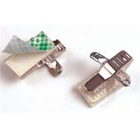 Sarff Metal Yapışkanlı Klips 100 Ad. 15311004