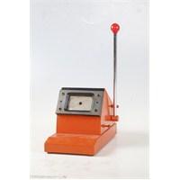 Sarff Kart Kesme Makinesi Lüks D-12 (54x86) 15322002