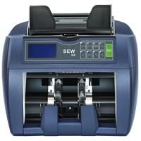 Jetcom Sew-DX Para Sayma Makinesi (%100 TL, Eur, Usd, GBP Kontrollü)