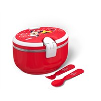 Minnie Mouse Çelik Beslenme Kabı (72958)