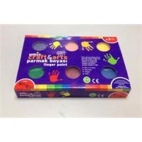 Craft And Arts Parmak Boya 6X50Ml