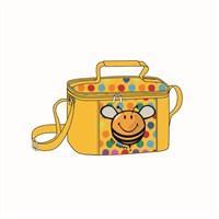 Trendix Smiley Beslenme Çantası Arı