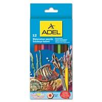 Adel Aquarell Boya Kalemi 12 Renk (2162610000)