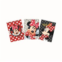 Umur Minnie Mouse Sp.Bloknot A7 40 Yp.Kareli