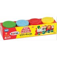 Fatih Mini Oyun Hamuru 4 Renk
