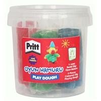 Pritt Oyun Hamuru 4 Renk Karışık Kutu - 25gr - ESKİ KOD