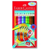 Faber-Castell Karton Kutu Aquarel Boya Kalemi 12 Renk (5171110622)