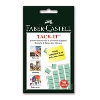 Faber-Castell Tack-it Yeşil 50 gr (5130187091)