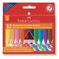 Faber-Castell Grip Jumbo Mum Boya 12 Renk (5281122540)