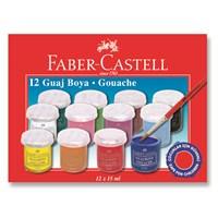 Faber-Castell Guaj Boya 12 Renk (5170160401)