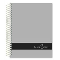 Faber-Castell Sert Kapak Sep.3+1 Gri Defter 160 Yaprak (5075400404)