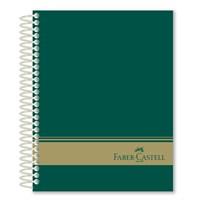 Faber-Castell Sert Kapak Sep.3+1 Yeşil Defter 120 Yaprak (5075400305)