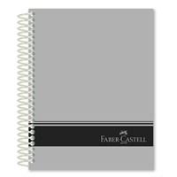 Faber-Castell Sert Kapak Sep.3+1+1 Gri Defter 200 Yaprak (5075400504)