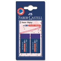 Faber-Castell 2'li Sınav Silgisi (5500187170)