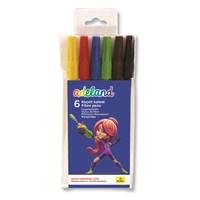 Adeland Keçeli Kalem 6 Renk