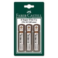 Faber-Castell 6'li Grip Min 0,5 (5506127820)