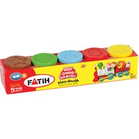 Fatih Mini Oyun Hamuru 5 Renk