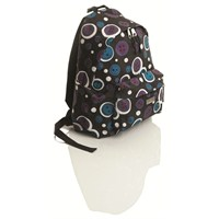 Faber-Castell Basic Çanta Style Düğme Desen Siyah (5177190122)