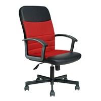 Max Office Easy File Kumaş Yönetici Koltuğu Kırmızı