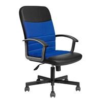 Max Office Easy File Kumaş Yönetici Koltuğu Mavi