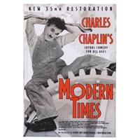 Done 64906-8 Film Afişleri / Modern Times Defter