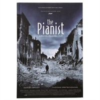 Done 64930-3 Film Afişleri / Pianist Defter
