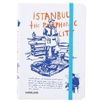 Scrikks A6 İstanbul Balıkçı Çizgili