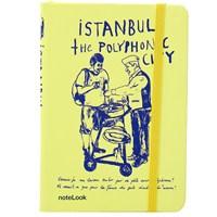 Scrikks A6 İstanbul Macun Çizgili