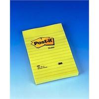 Post-it® Not, Çizgili Sarı, 100 yaprak, 102x152mm