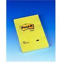 Post-it® Not, Kareli Sari, 100 yaprak, 102x152mm