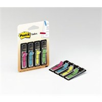 Post-it® Index- Isaret Bandi, Ok Seklinde, 4 Renk