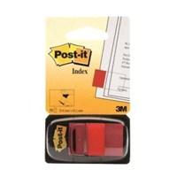 3M Post-it® Index- Isaret Bandi, Kirmizi, 50 yaprak