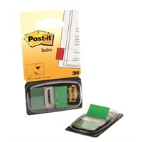 Post-it® Index- Isaret Bandi, Yesil, 50 yaprak