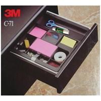 3M Çekmece Seti, Siyah 1a R-330 Post-it® Z-not, 1 adet Scotch®Magic Bant, 1 adet Post-it®Index