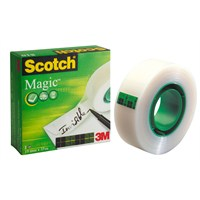 Scotch® 19mm x 33m Magic Bant